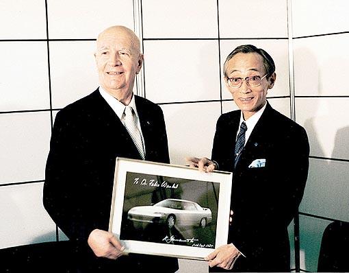 Silnik Wankla - twórca Wankel i prekursor Yamamoto
