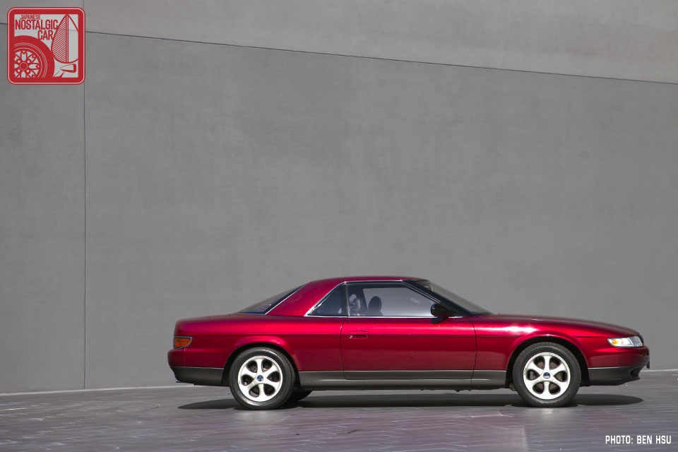 Mazda Eunos Cosmo JC profil