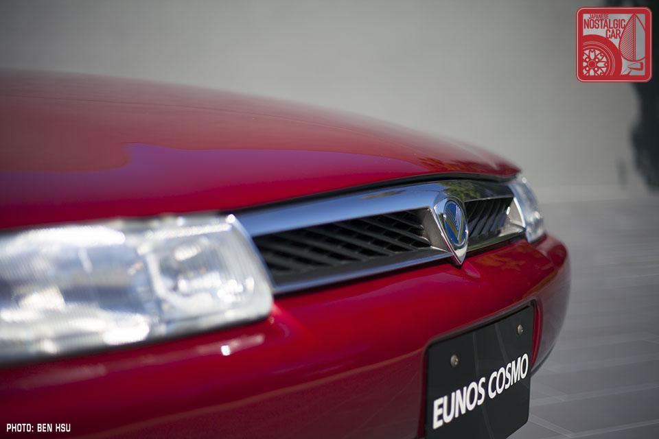 Mazda Eunos Cosmo JC z bliska