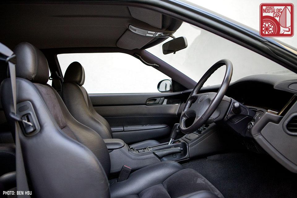 Mazda Eunos Cosmo JC - wnętrze modelu