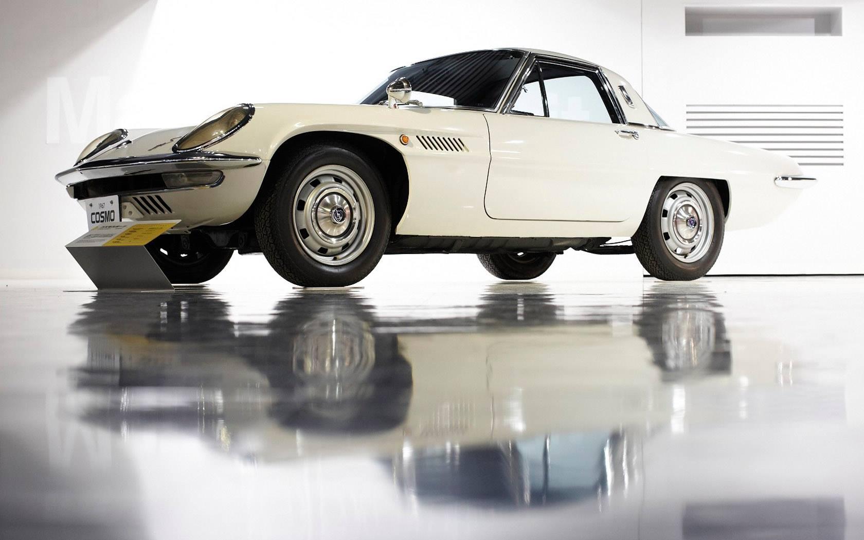 Mazda Cosmo Sport - zachowany egzemplarz