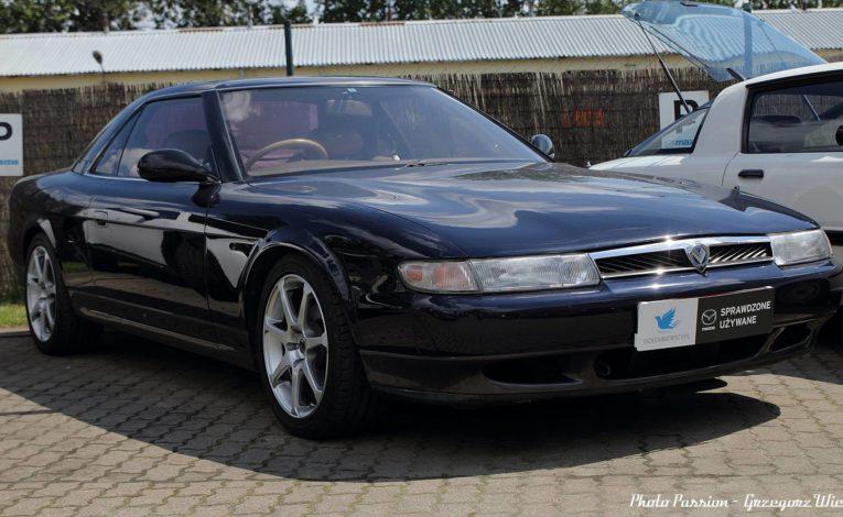 Mazda Cosmo Eunos JC profil
