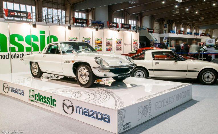 Mazda Cosmo Sport i Mazda RX-7 oraz mazda RX-8