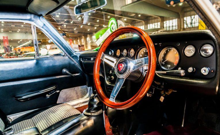 Mazda Cosmo Sport szoferka