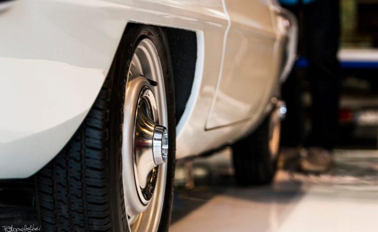 Mazda Cosmo Sport nadwozie