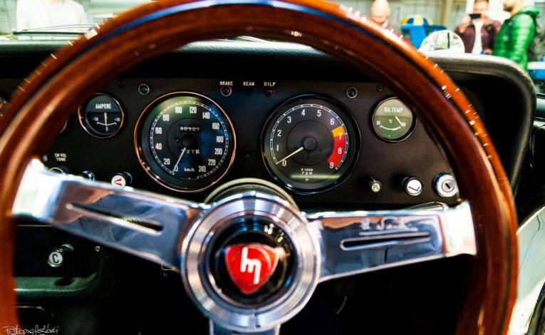 Mazda Cosmo Sport tablica rozdzielcza
