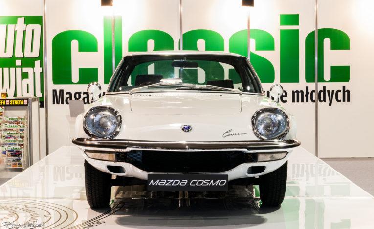 Mazda Cosmo Sport z bliska