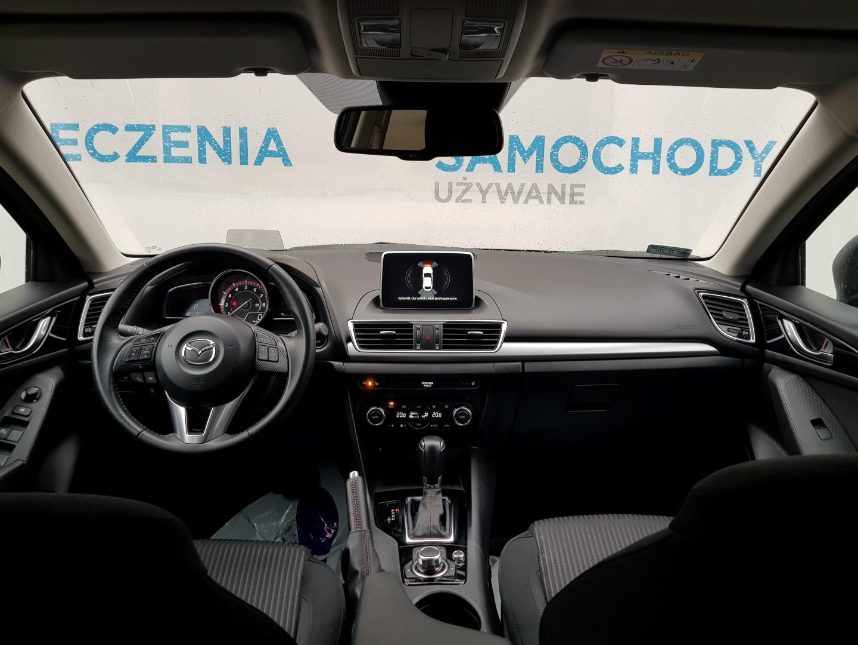 Mazda 3 Skypassion - kokpit - Mazda Gołembiewscy
