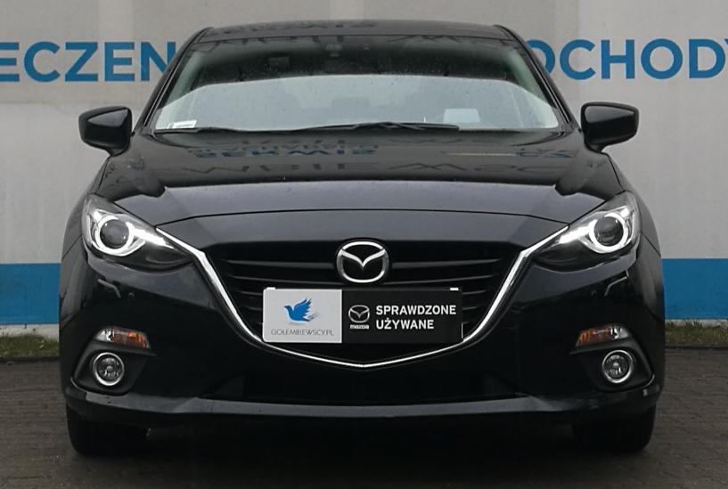 Mazda 3 Skypassion - Mazda Gołembiewscy