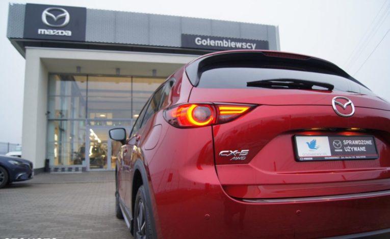 Mazda 4x4 CX-5 Skypassion - Mazdy CX-5 nowe i używane Gołembiewscy