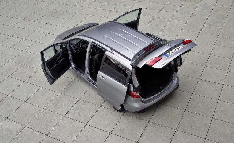 Mazda 5 Upgrade 2013 - nowa mazda 5