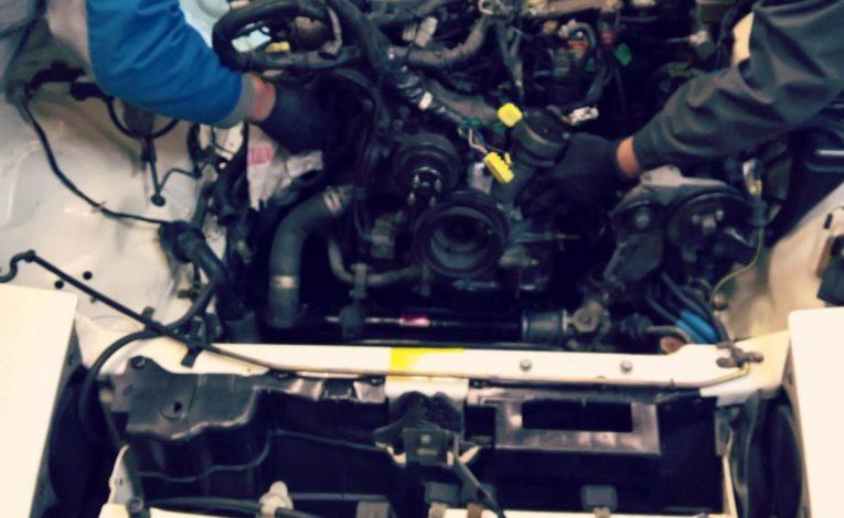Mazda RX7 silnik Wankla - serwis Mazda Warszawa Gołembiewscy